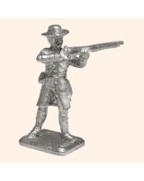 IFA42 Minuteman standing firing 25mm Foot Kit