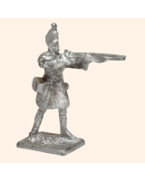 MFB3 Grenadier standing firing 25mm Foot Kit