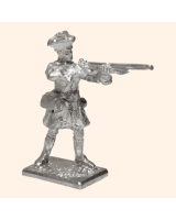MFB6 Musketeer standing firing 25mm Foot Kit
