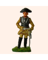 FP 02 von Seydlitz General of Cuirassiers Foot 30mm Kit