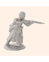 BL 3 Private in fur cap standing firing  Foot CK 30mm Kit
