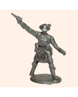 E 01 Highland Officer with pistol Foot CK 30mm Kit