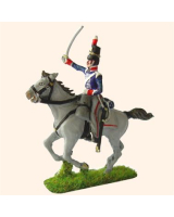BC 2 Trooper Light Dragoons 1815 Mounted 30mm Kit