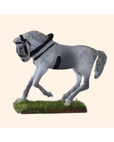 H10 Horse 30mm Tradition War game figures Kit