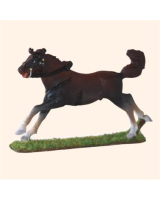 H07 Horse 30mm Tradition War game figures Kit
