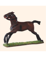 H09 Horse 30mm Tradition War game figures Kit