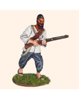 P 2 Pathan advancing on guard Foot 30mm Kit