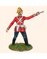 SWB 01 Officer standing with drawn revolver Foot 30mm Kit