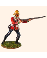 SWB 05 Private standing with riffle at the ready Foot 30mm Kit
