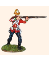 SWB 07 Private standing firing leaning forward Foot 30mm Kit