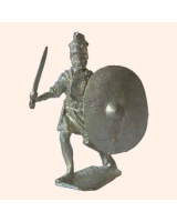 B 15 Roman Hastatus attacking 30mm Willie Foot Kit