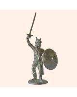 B 07b Gaul shield and sword 30mm Willie Foot Kit