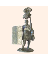 B 08 Roman Infantryman Lorica marching 30mm Willie Foot Kit