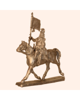 C 22 Lifeguards Standard Bearer 30mm Willie Mounted Kit