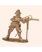 C 06a Musketeer Firing 30mm Willie Foot Kit