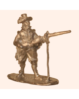 C 06b Musketeer Guard your Pan 30mm Willie Foot Kit