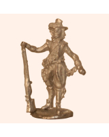 C 06d Musketeer Marching 30mm Willie Foot Kit