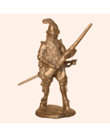 C 06f Musketeer Guard your Pan 30mm Willie Foot Kit
