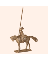 C 07 Cuirassier Three quarter Armour 30mm Willie Mounted Kit