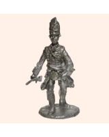 D 29b Infantry Sergeant with Fusil 30mm Willie Foot Kit