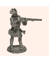 D 06e Private Infantryman Firing 30mm Willie Foot Kit