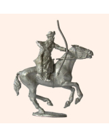 F 12a Saracen Horse Archers Attacking 30mm Willie Mounted Kit