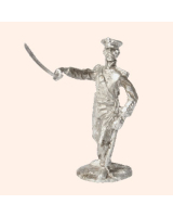 I 21 British Infantry Officer c 1840 30mm Willie Foot Kit