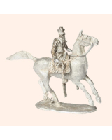 I 34 Sikh Cavalryman with Lance 30mm Willie Mounted Kit