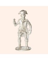 J 17 General Abercrombie 30mm Willie Foot Kit