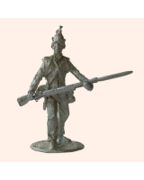 J 05 French Fusilier Syria Egypt advancing 30mm Willie Foot Kit