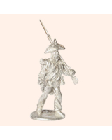 J 06b French Fusilier Italy Egypt Advancing 30mm Willie Foot Kit