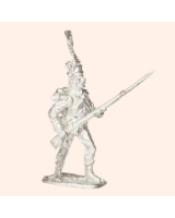 J 07 French Light Infantry advancing 30mm Willie Foot Kit