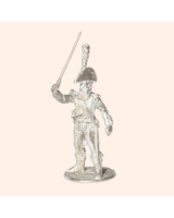 J 08 French Subaltern Officer 30mm Willie Foot Kit