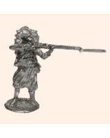 K 19c Zouaves Garde Imperial Standing Firing 30mm Willie Foot Kit