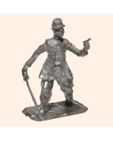 K 21 French Line Infantry Officer 30mm Willie Foot Kit