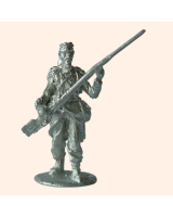K 22a French Line Infantryman Advancing 30mm Willie Foot Kit