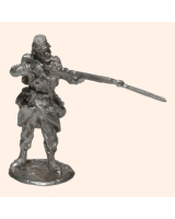 K 22b French Line Infantryman Firing 30mm Willie Foot Kit