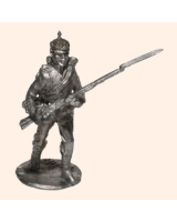 K 40a Prussian Infantryman Marching 30mm Willie Foot Kit