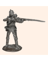 K 40b Prussian Infantryman Firing 30mm Willie Foot Kit