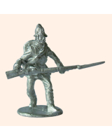 K 42b Bavarian Infantryman Charging 30mm Willie Foot Kit
