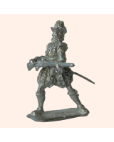 M 17 Musketeer Advancing 30mm Willie Foot Kit