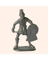 M 27 Aztec Warrior in Tunic 30mm Willie Foot Kit