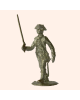 N 05 BritishInfantry Battalion Company Officer 30mm Willie Foot Kit