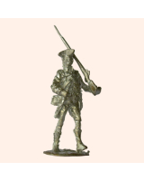 N 07a British Infantry Battalion Company Private Marching 30mm Willie Foot Kit