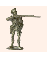 N 07c British Infantry Battalion Company Private Standing 30mm Willie Foot Kit