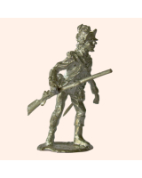 N 08 British Infantry Light Company Officer 30mm Willie Foot Kit