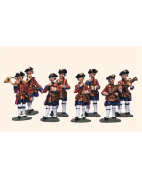Willie Box 008 - DB24 British Guards Band Kit