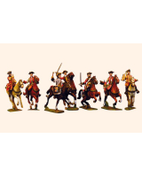 DF08 T.S. Willie Box The Line Cavalry Kit