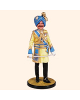 AC90 02 Colonel Commandant Imperial Cadet Corps Painted
