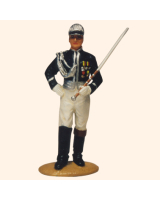 AL54 07 T.S. Jockey Royal Swedish Stables Painted